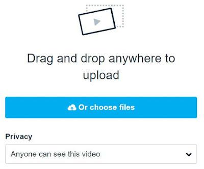 Cara Upload Video di Vimeo