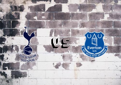 Tottenham Hotspur vs Everton  Resumen y Partido Completo