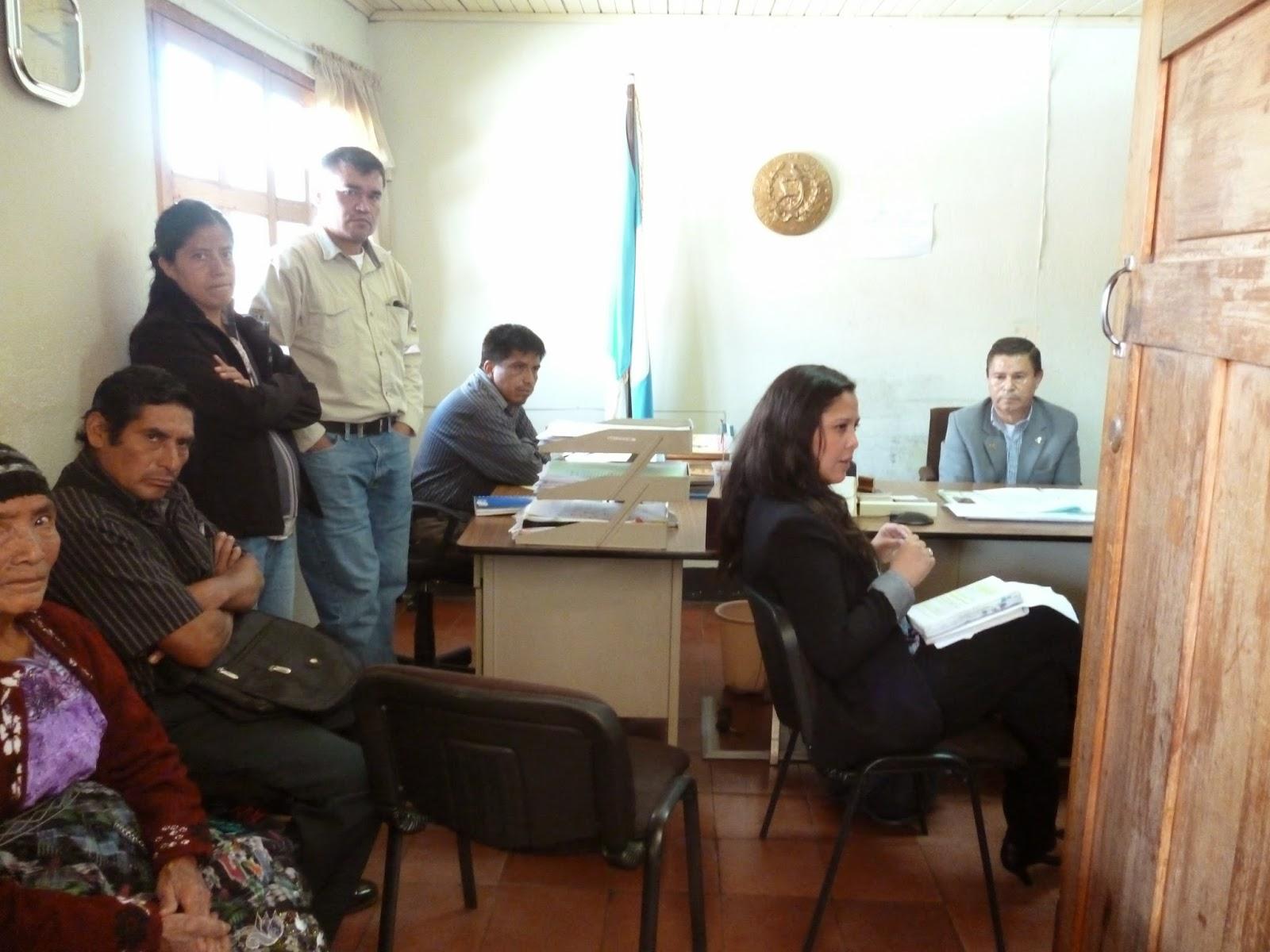 Plurijur guatemala gerente general de la mina marlin no for Juzgado san miguel