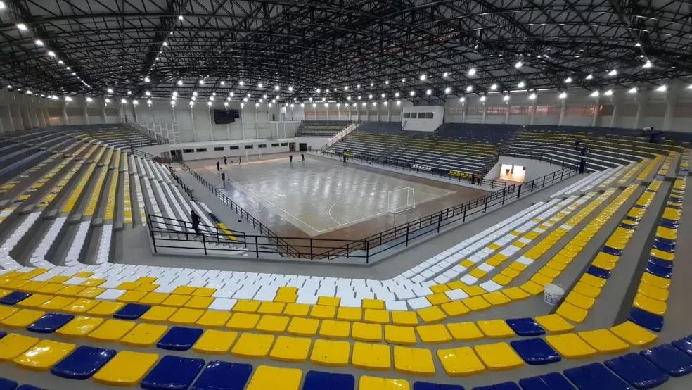 Governador sanciona lei que dá nome ao ginásio poliesportivo de Santarém