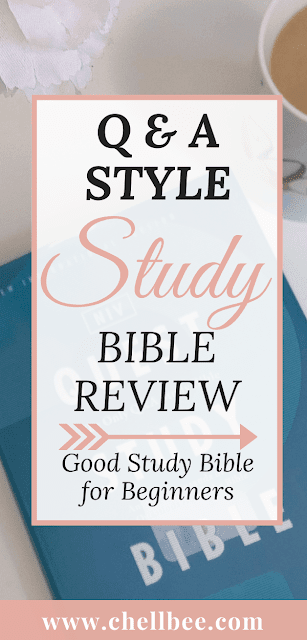 Bible Study | Are you a bible study beginner, trying to figure out how to dig deeper into the word. This review will help you decide if the NIV Quest Study Bible would be beneficial for your bible study routine. How To Study The Bible | dig into God's word | Bible study ideas | grow in your faith | Bible Study Methods | Spiritual growth #biblestudy #faithbuilding #spiritualgrowth