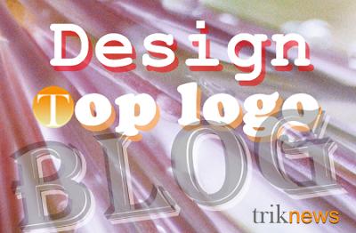 Membuat Logo dan judul Blog dengan logomatik