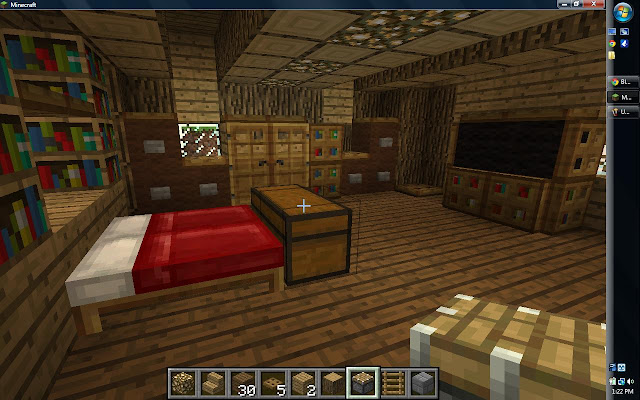 Minecraft Bedroom Ideas