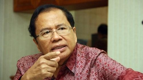 Rizal Ramli Peringatkan Jokowi, Awas Banyak Penjilat