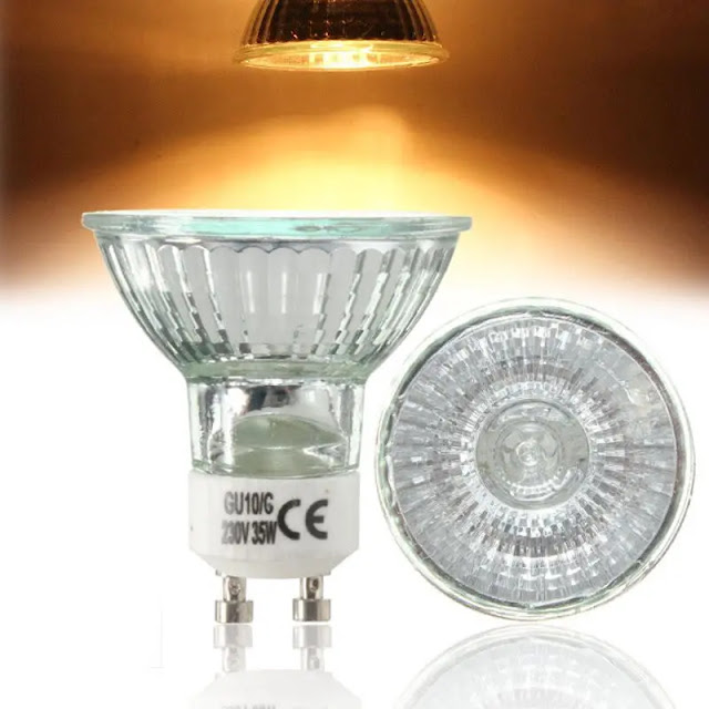 Lampu LED Halogen Bisa Diredupkan