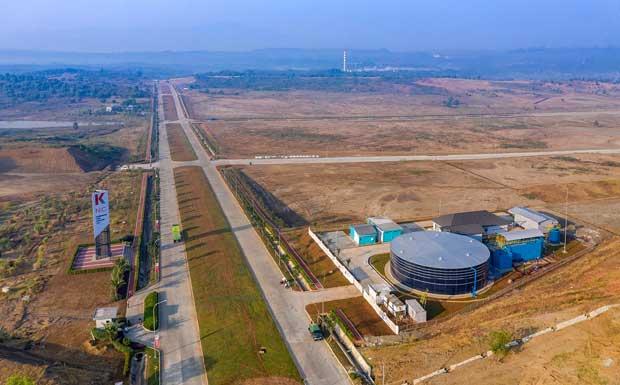 Pabrik Baterai Mobil Listrik Korea Dibangun di Karawang