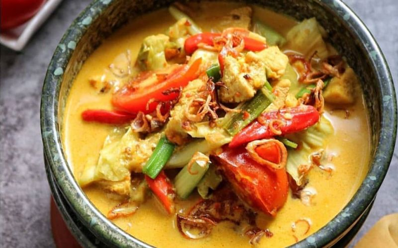 Resep Tongseng Ayam khas Solo