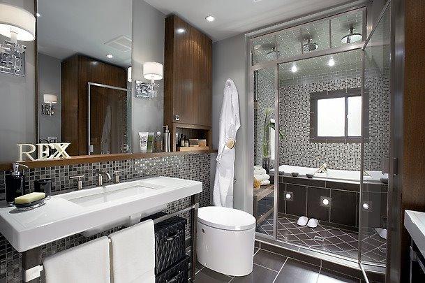 Cool Living Nice Bathrooms 10foto