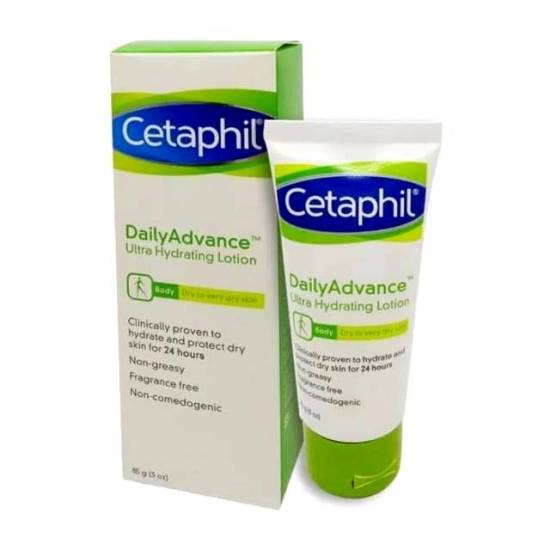 Cetaphil - Pelembab muka Daily Advance Ultra Hydrating Lotion