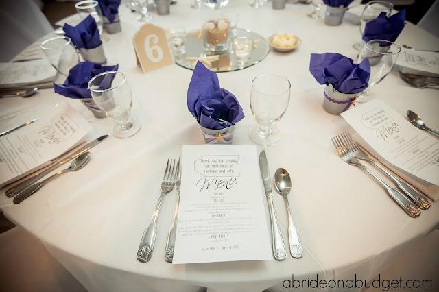 如何创建 - 完美的婚礼菜单