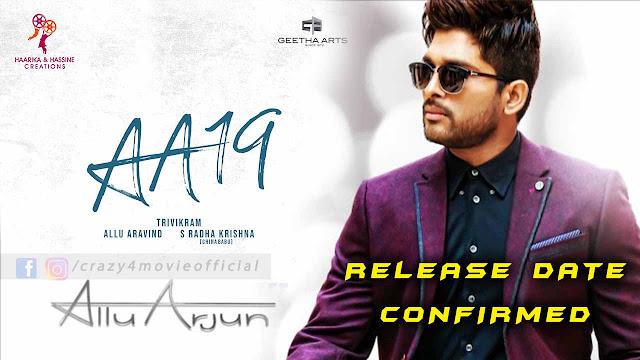 AA19 Release Date