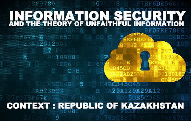 IT | Information Security and the Theory of Unfaithful Information