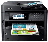 EPSON WorkForce Pro ET-8700 Driver Downloads