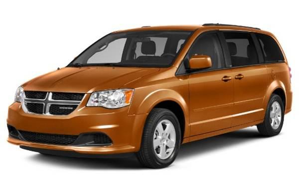 2018 Dodge Grand Caravan Rumors