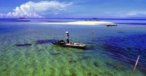 Pulau Segaja, Bontang