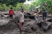 Petugas Gabungan Lanjutkan Pencarian Korban Hilang Akibat Banjir Bandang di NTT