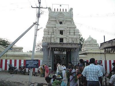 Varadharaja Perumal Temple Chettipunnyam Kanchipuram