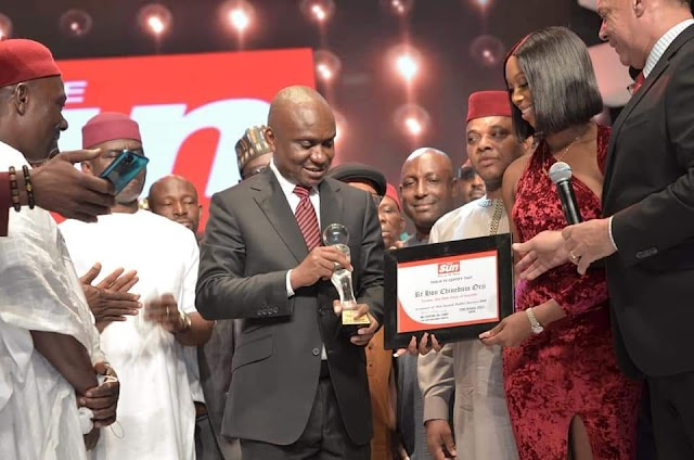 The SUN Awards Mirrors Our Collective Desires, Potentials, says Onyenucheya Foundation Boss