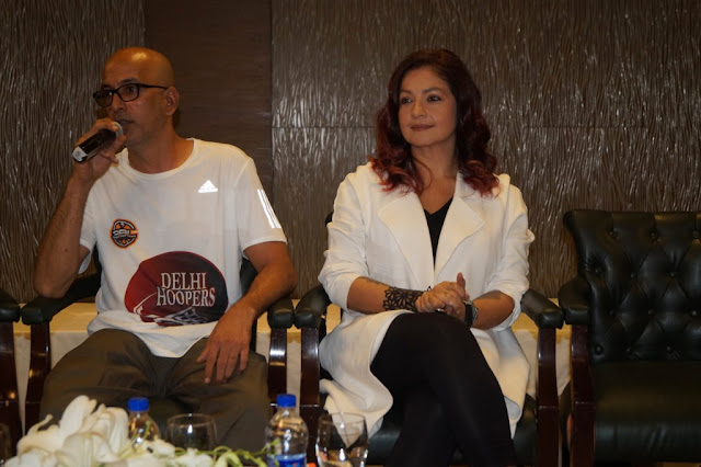 Pooja Bhatt announces acquisition of Team Delhi Hoopers