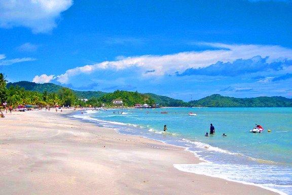 Pantai Tanjung Rhu Tempat menarik di langkawi untuk dilawati