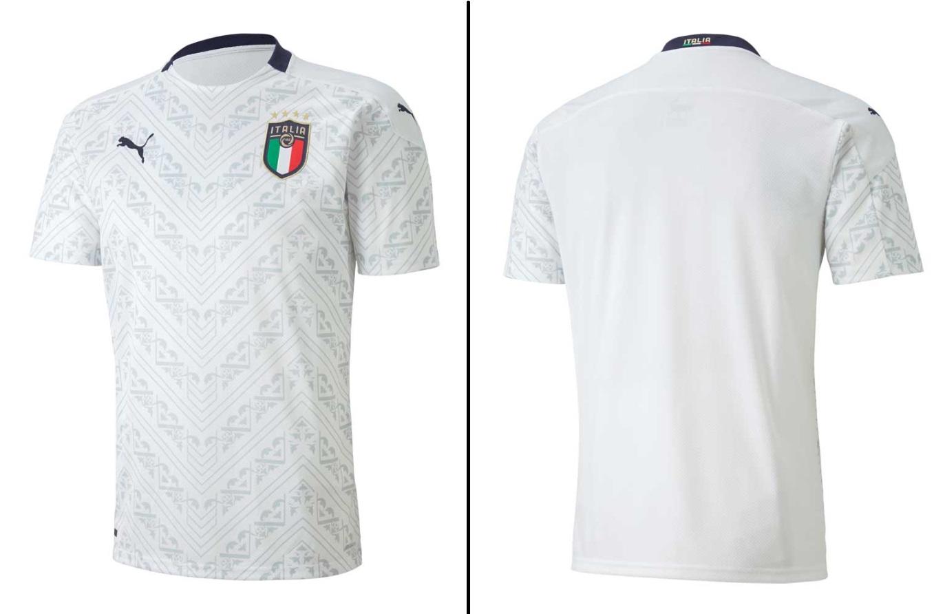 Italy Away Euro 2020 Kit by Puma