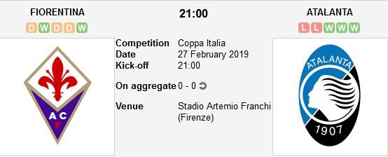 fiorentina vs atalanta live