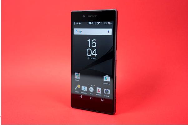 Sony Xperia mobile phone - Xperia Z5