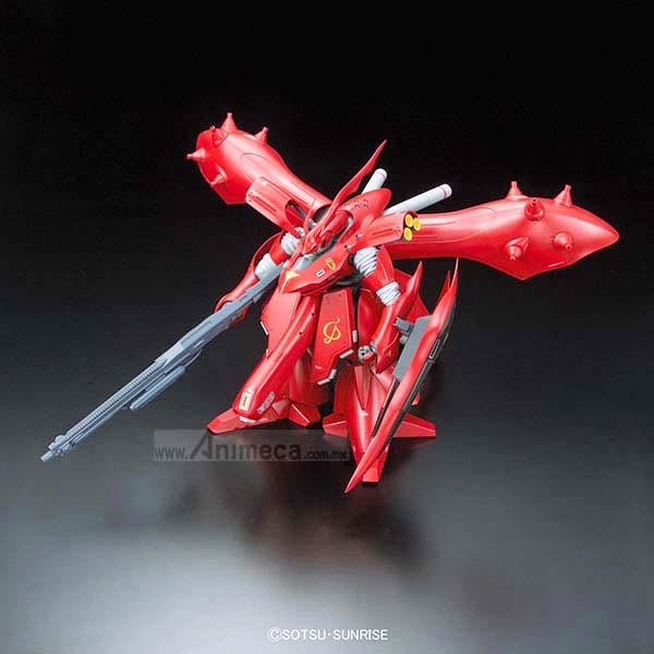 NIGHTINGALE MSN-04 II RE/100 1/100 MODEL KIT