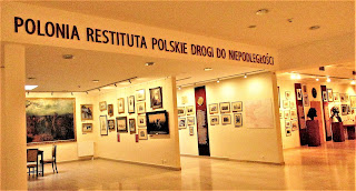 POLONIA RESTITUTA  Polskie drogi do niepodległości - Opinogóra Górna