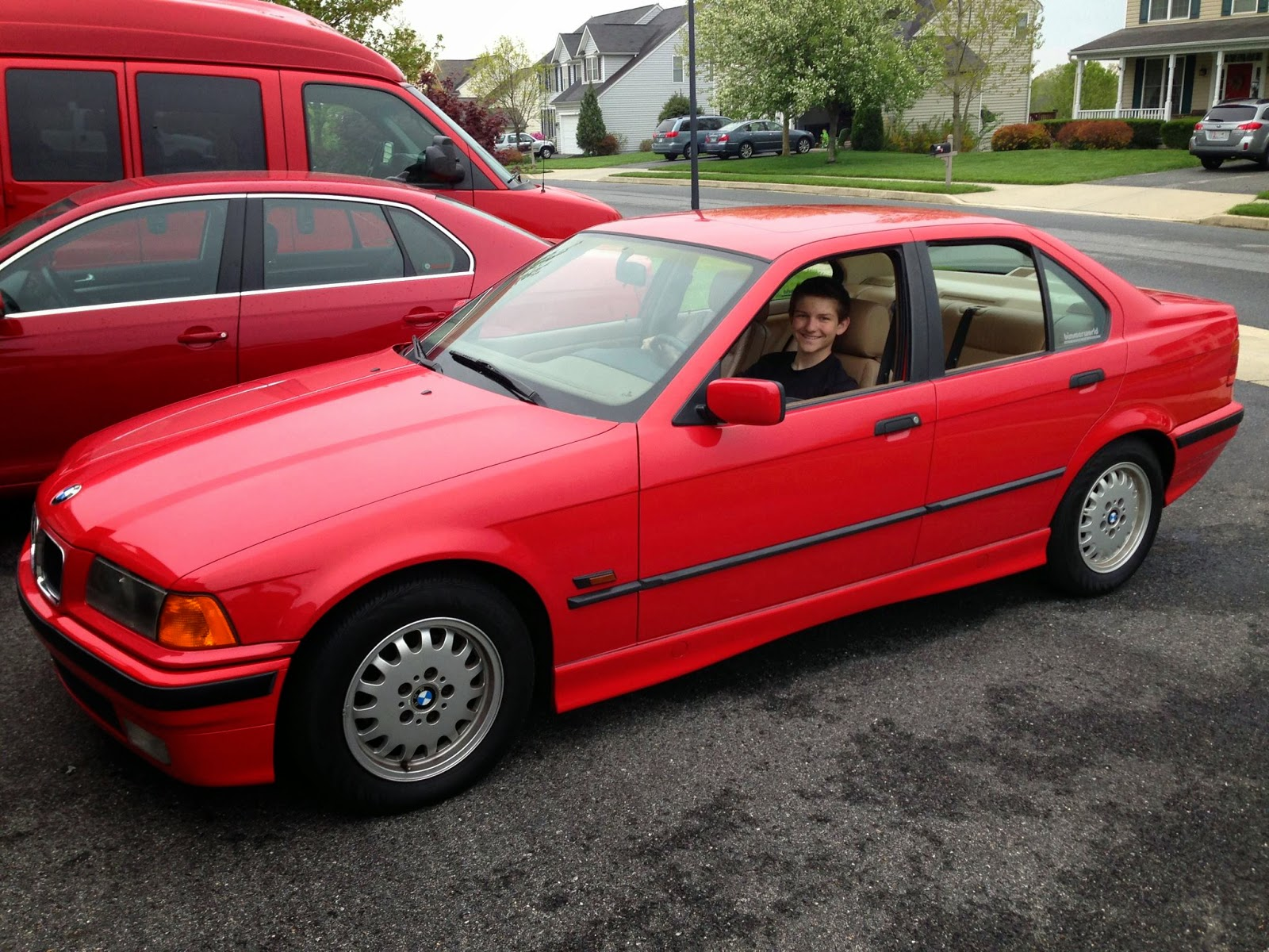 The Student Driver: E36 BMWs: Why They Are the Best Things Your Lack