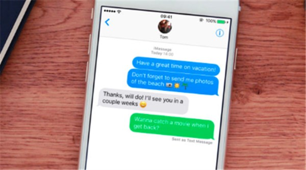 how to delete imessages on iphone
