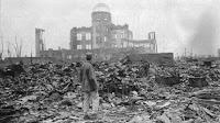 Destrucción en Hiroshima