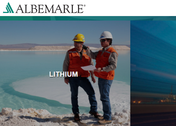 Lithium Mining Stocks