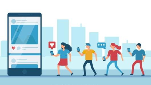 """""""Ummat Smartphone"""", Realitas Sosial di Era Milenial"""
