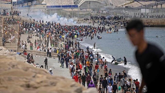 """El ex consejero de seguridad de EE.UU: """"La crisis migratoria de Ceuta puso en evidencia a Marruecos""""."""