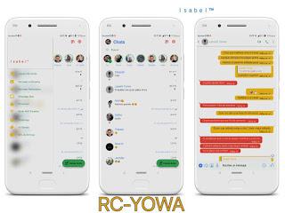 Google Theme For YOWhatsApp & Fouad WhatsApp