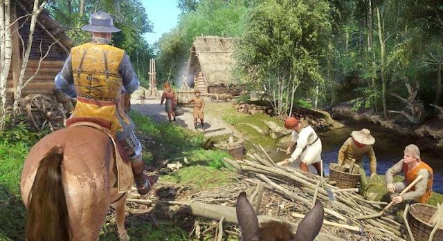 لعبة Kingdom Come : Deliverance أصبحت قابلة للعب بمنظور شخص ثالث و إليكم الطريقة ...