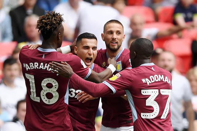 Aston Villa Vs Derby County Championship Playoff Final
