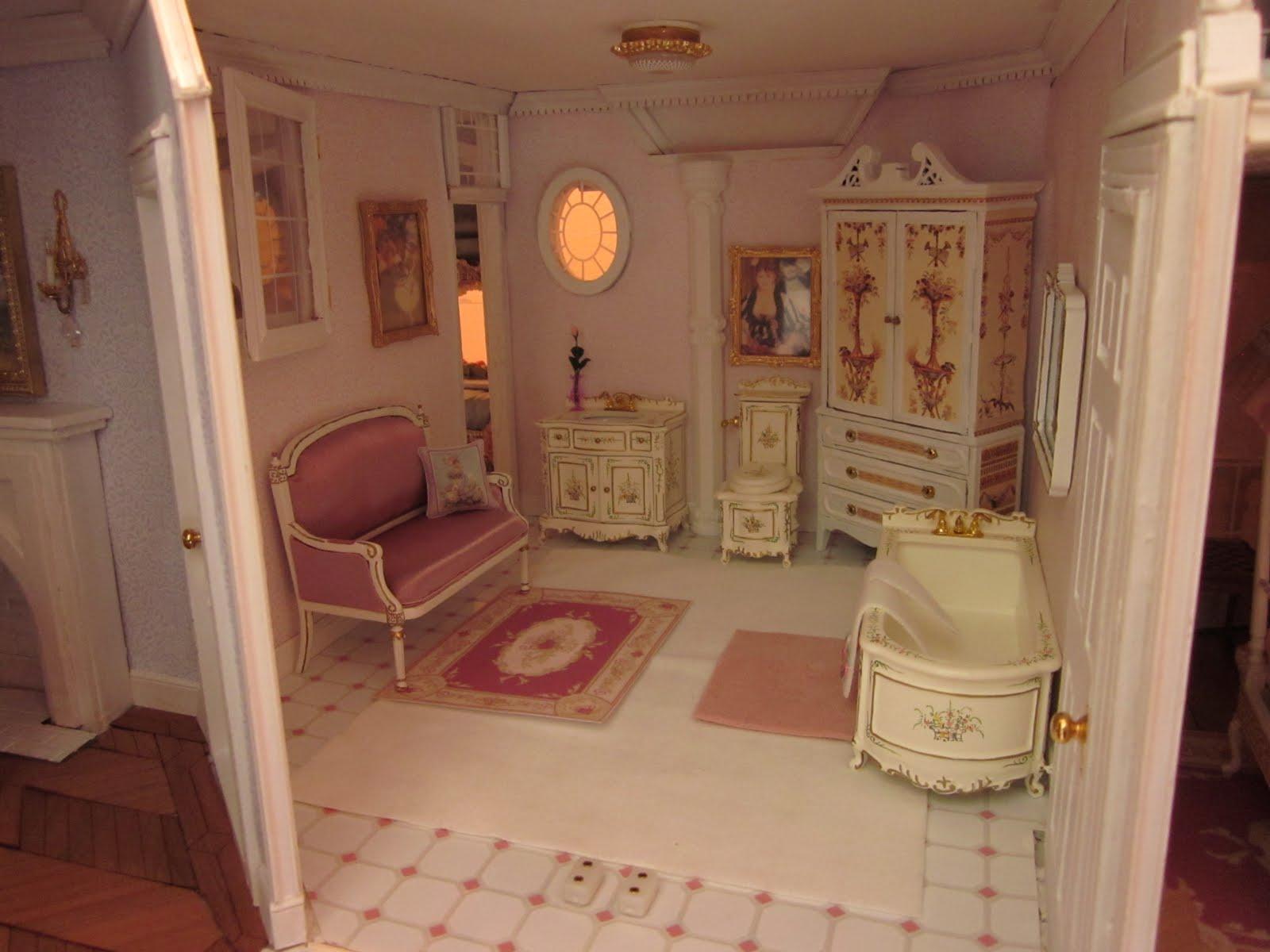 La Grande Maison-The Greenleaf Garfield Dollhouse: A