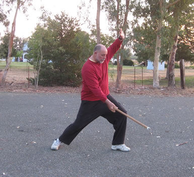 Cloud Hands: T'ai Chi Ch'uan Cane and Walking Stick Practices