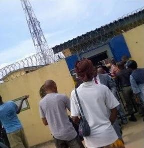 nigerian policeman suicide transfer to borno