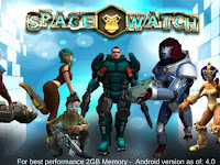Space Watch : Equipe Multiplayer APK v1.1.3 Terbaru Free