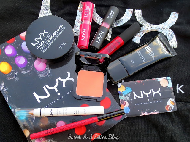 NYX India Makeup Products