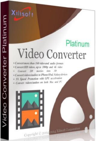 VIDO VIDEO CONVERTER AU CONVERTISSEUR XILISOFT 7.7.0 3GP TÉLÉCHARGER