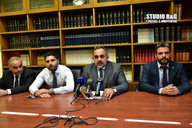 Σε 24ωρη αποχή οι Δικηγόροι του Ναυπλίου σήμερα