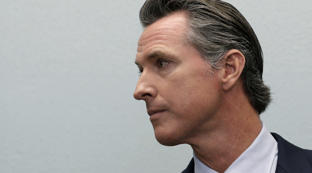 Gavin Newsom seeks Trump administration's help after earthquakes, declares emergency