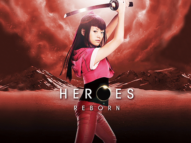 Heroes Reborn: Miko