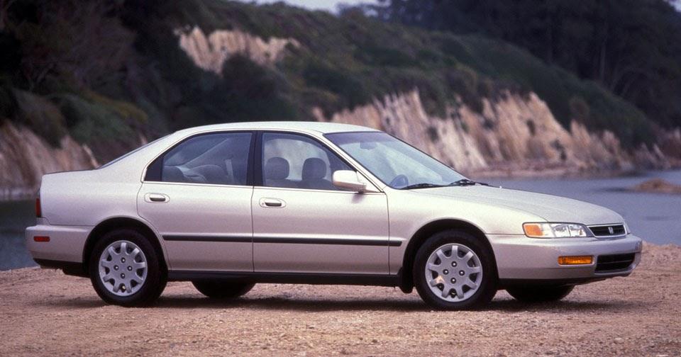 Accord Th Generation on 1995 Acura Integra 4 Door
