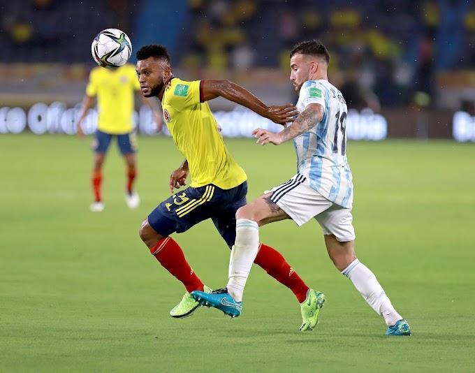 ¡Punto de oro! Sobre la hora, la Selección Colombia le empató a la 'todopoderosa' Argentina y sigue viva en las Eliminatorias