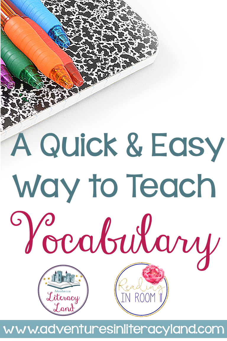 Easy Way To Contour Your Face: A Quick & Easy Way To Teach Vocabulary